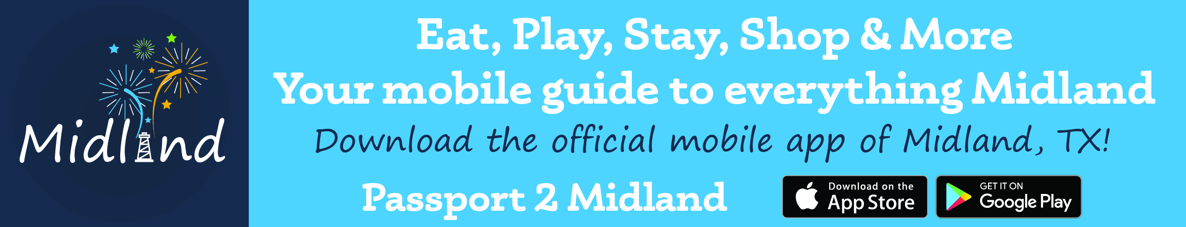 Download the Passport 2 Midland App